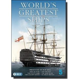 World's Greatest Ships [2DVD]