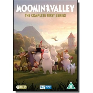Moominvalley: The Complete First Series [2x DVD]