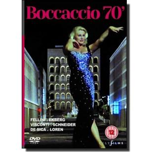 Boccaccio '70 [DVD]