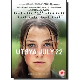 Utøya - July 22 [DVD]