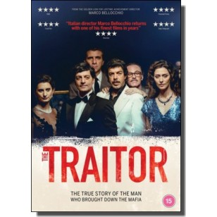 The Traitor | Il traditore [DVD]