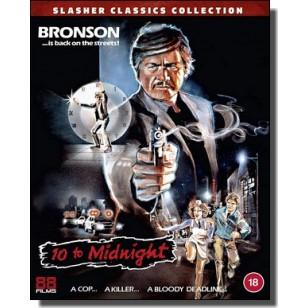 10 to Midnight [Blu-ray]