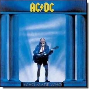 Who Made Who [CD]