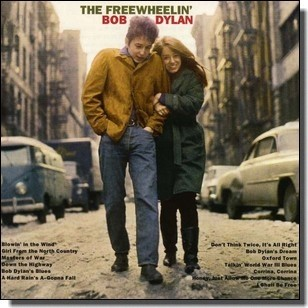 The Freewheelin' Bob Dylan [CD]