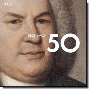 50 Best Bach [3CD]