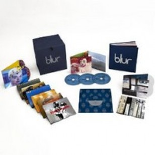 Blur [Limited Boxed Set] [18CD+3DVD+ 7inch]