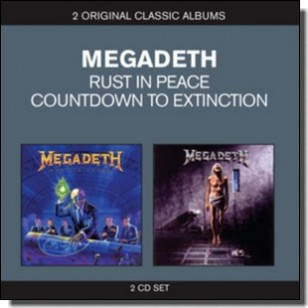 Classic Albums: Rust In Peace + Countdown To Extinction [2CD]