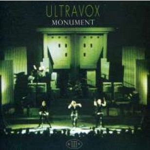 Monument (Live) [CD]