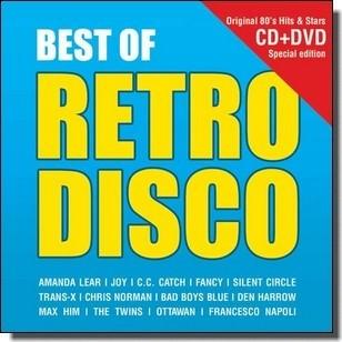 Best of Retro Disco [CD+DVD]