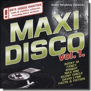 Maxi Disco Vol. 1 [CD]