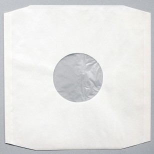 """12"""" Polylined Inner Record Sleeves (pack of 10)"""