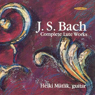 Complete Lute Works [2CD]