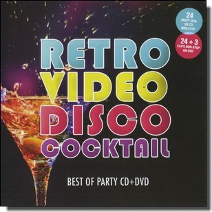 Retro Video Disco Cocktail: Best of Party [CD+DVD]