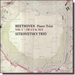 Piano Trios Vol. 1 Op. 1/3 & 70/2 [Super Audio CD]