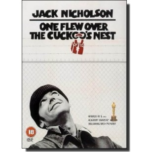 One Flew Over the Cuckoo's Nest [DVD]
