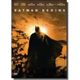Batman Begins [DVD]