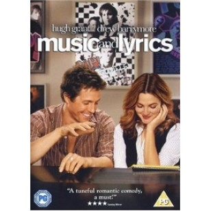 Music and Lyrics [DVD]