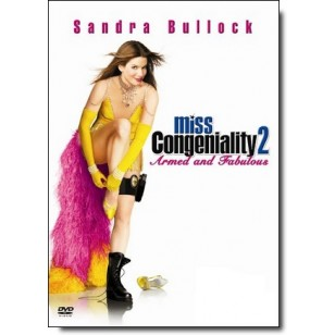 Miss Congeniality 2 - Armed and Fabulous [DVD]
