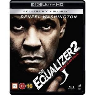 Kutsuge McCall 2 | The Equalizer 2 [4K UHD+Blu-ray]