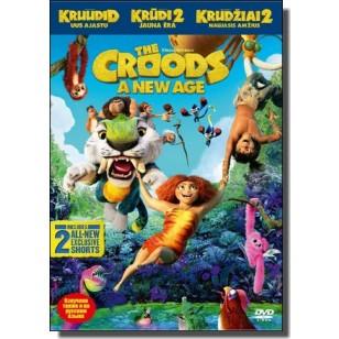 Kruudid: Uus ajastu | The Croods: A New Age [DVD]