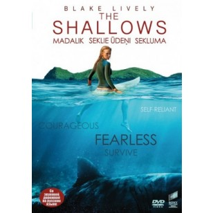 Madalik / The Shallows [DVD]