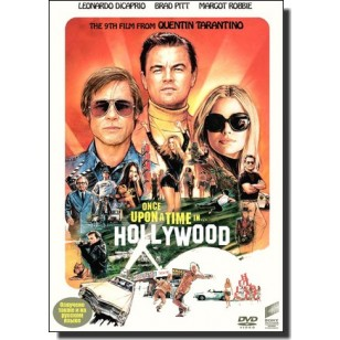Ükskord Hollywoodis | Once Upon a Time In... Hollywood [DVD]