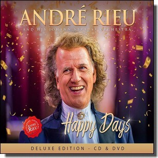 Happy Days [Deluxe Edition] [CD+DVD]