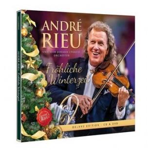 Fröhliche Winterzeit [Deluxe Edition] [CD+DVD]
