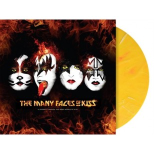 The Many Faces of Kiss [2LP]