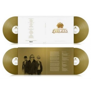 The Many Faces of Bee Gees [Gold Opaque Vinyl] [2LP]