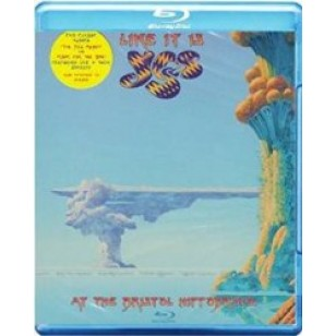 Like It Is - Yes At The Bristol Hippodrome 2014 [Blu-ray]