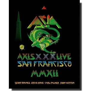Axis XXX Live In San Francisco 2012 [Blu-ray]