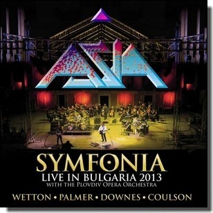 Symfonia: Live In Bulgaria 2013 [2CD+DVD]