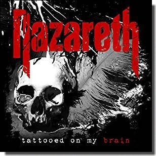 Tattooed On My Brain [CD]