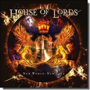 New World - New Eyes [CD]