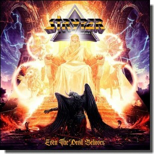 Even the Devil Believes [CD]