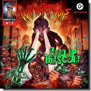 Even Up The Score [CD]