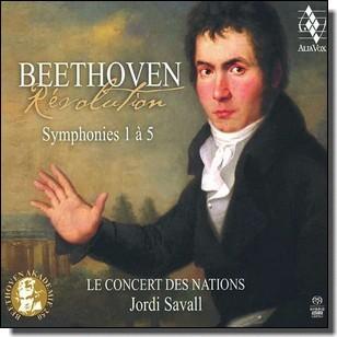 Symphonies 1-5 [3x Super Audio CD]