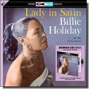 Lady in Satin [LP+CD]