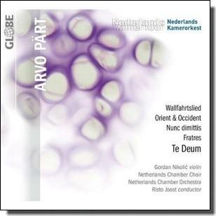 Te Deum / Fratres / Wallfahrtslied [CD]