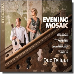 Õhtumosaiik   Evening Mosaic [CD]
