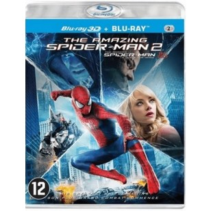 The Amazing Spider-Man 2 [2D+3D Blu-ray]