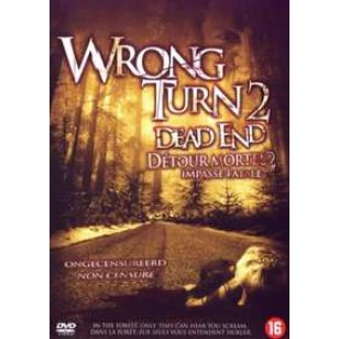 Wrong Turn 2: Dead End [DVD]