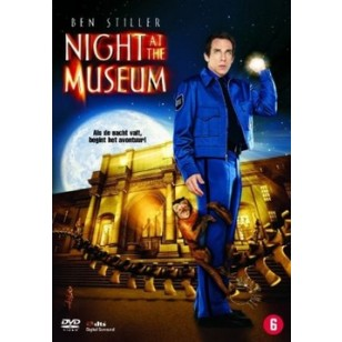 Night at the Museum [DVD]