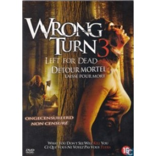 Wrong Turn 3: Left for Dead [DVD]
