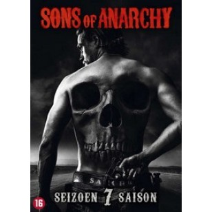 Sons of Anarchy: Season 7 [5DVD]
