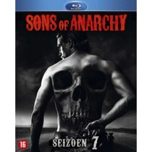Sons of Anarchy: Season 7 [4Blu-ray]