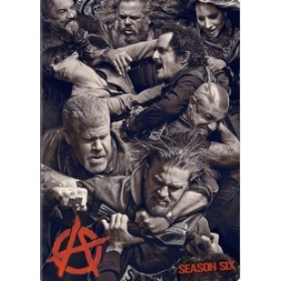 Sons of Anarchy: Season 6 [4DVD]