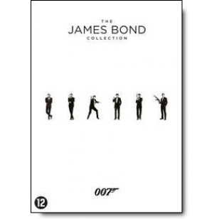 James Bond Collection 2015 [23DVD]