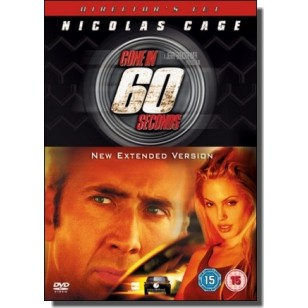 Gone In 60 Seconds [DVD]